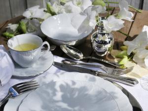 Aroma queridinho de Tania Bulhões, Chá Branco ganha coleção de porcelana