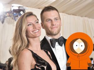 """Gisele e Tom Brady ganham sátira em """"South Park"""". Play!"""