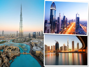 Turismo de Dubai cai na estrada pela América do Sul. Espia só!