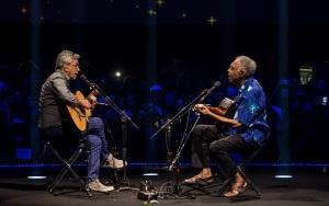 "Gilberto Gil sobre o Rio: ""O que bate aqui ressoa para todo o Brasil"""