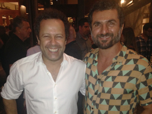Vik Muniz e Cello Macedo entregam tudo sobre novo bar no Rio