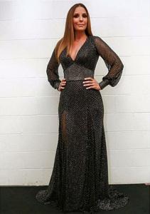 Do brilho ao sexy: as mais bem vestidas do Prêmio Multishow