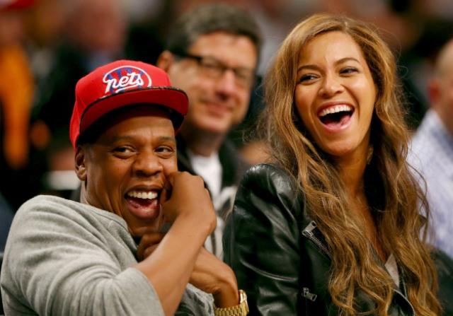 Mr. & Mrs. Carter    Créditos: Getty Images