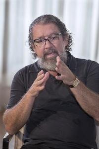 """Aguinaldo Silva entrevista Kakay: """"A vida dele daria uma novela"""""""