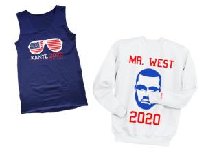 Candidatura de Kanye West ganha campanha fake nas redes