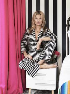 Kate Moss assina projeto de interiores de casas na Inglaterra