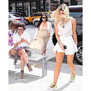 Sophia Alckmin se envolve em confusão com as Kardashian em NY