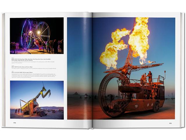 O livro traz imagens do festival clicadas pelo fotógrafo ao longo de 16 anos || Créditos: Reprodução