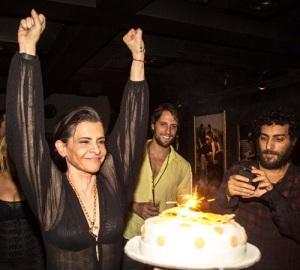 Caetano Veloso, Seu Jorge e mais na festa de 60 anos de Marina Lima