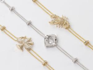 Desejo do Dia: os astros a seu favor com as pulseiras da Frattina