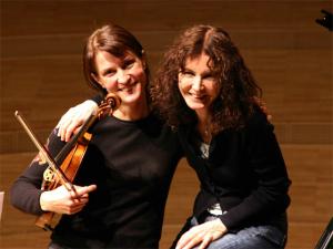 Viktoria Mullova e Katia Labèque juntas pela primeira vez no Brasil