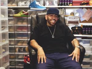 """Conheça Mark """"Mayor"""" Farese, o maior colecionador de sneakers do mundo"""