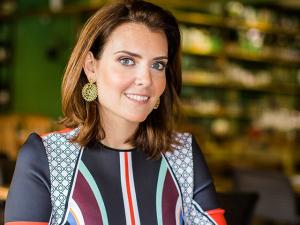 Nutricionista de famosas, Patricia Davidson inaugura nova clínica no Rio