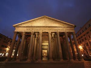 Panteão de Roma reabre espaço de exposições com obras de brasileiro