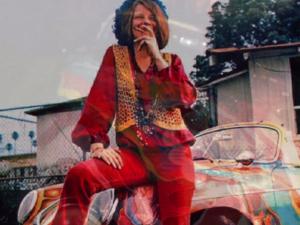 Porsche psicodélico que foi de Janis Joplin vai a leilão