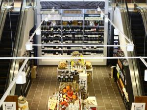 Food Hall do Shopping Cidade Jardim arma encontros gastronômicos