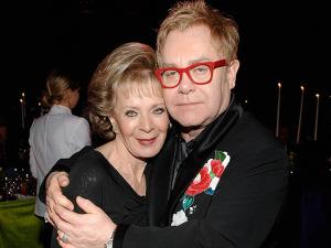 Lily Safra se une a Elton John para jantar beneficente em NY