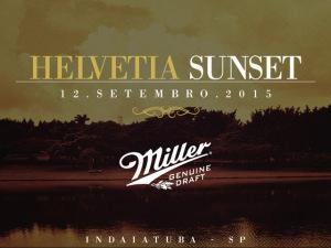 Helvetia Sunset vai ferver Indaiatuba com festa ao ar livre