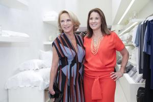 Lançamento da coleção de homewear Trousseau + Lenny Niemeyer