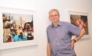 Abertura da exposição de Martin Parr na Galeria Lume