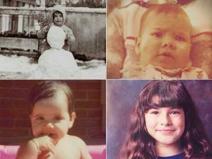 Quer ver os famosos quando eram pequenos? Clique aqui!