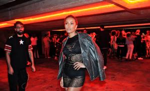 Com Sabrina Sato, Helô Rocha fez festa para comemorar desfile na semana de moda