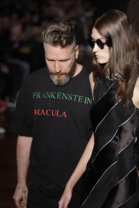 Alexandre Herchcovitch dá o start na semana de moda paulistana
