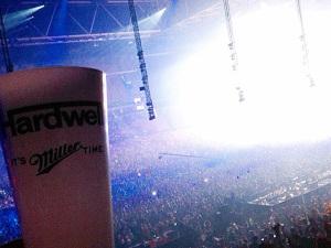 Amsterdam Music Festival reúne turma boa no maior estádio da Holanda