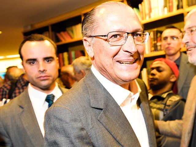 O governador Geraldo Alckmin atua para controlar as prévias do PSDB em SP || Créditos: Paulo Freitas
