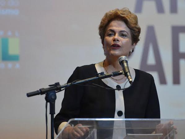 Dilma Rousseff quer voltar ao ninho quando terminar o seu governo || Créditos: Antonio Cruz/Agência Brasil