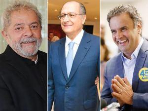 Alckmin foca na terra de Lula para se cacifar para 2018