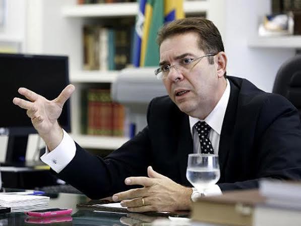 O novo ministro do STJ, Marcelo Navarro || Créditos: Juliana Galvão/TRF/Divulgação