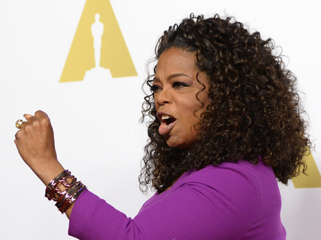 Oprah: mulher de negócios