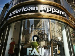 American Apparel pede proteção contra falência e planeja reestruturação