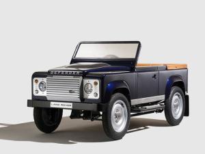 Modelo mais famoso da Land Rover vai ganhar versão mini
