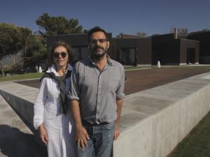 Alberto Renault vai visitar a casa de Alex Atala, Bob Wolfenson e mais