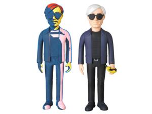 Quero já: as diversas faces de Andy Warhol em toy art