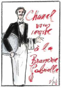 Chanel lança nova coleção de outono inverno no Terraço Itália