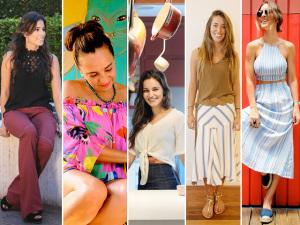 O estilo de 5 glamurettes desvendados em 5 looks by OQVestir