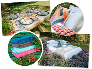 Nova coleção da Trousseau chega às lojas com clima de flores e jardim