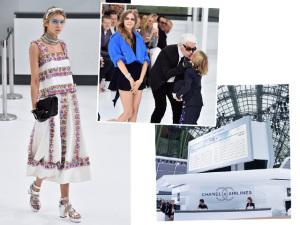 Chanel Airlines convida para embarcar no seu verão 2016. Entenda!