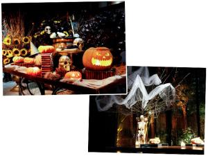 Casa Fasano ganha décor caprichado para mais uma edição do Halloween Gala