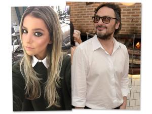 Jack Vartanian e Marcella Diniz armam festa do bem no rooftop