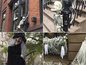 Imagens arrepiantes de NY por Glamurama. Sim, é Halloween!