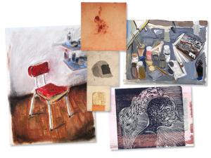 Galeria Mezanino recebe duas exposições simultâneas com 68 obras ao todo