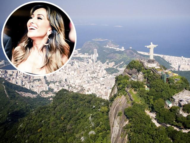 Sabrina Sato estará no Rio de Janeiro gravando matérias para seu programa e vai aproveitar e ficar na cidade para o feriado