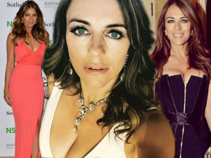 Do red carpet a selfie: os 50 inacreditáveis anos de Elizabeth Hurley