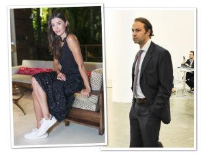America Cavaliere e Marcelo Pires formam mais novo casal
