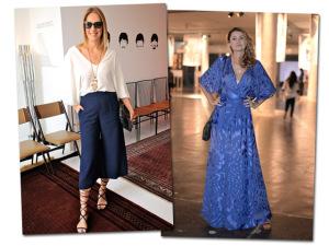 Confira as mais bem vestidas que circularam pelos corredores da Bienal