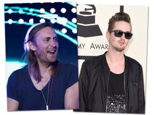 Playlist com David Guetta e Robin Schulz para o domingo de festa!